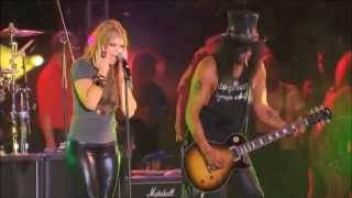 Watch Slash Sweet Child Omine video