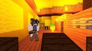 MINECRAFT FARMYARD PALS - NO MORE VEGGIES (Minecraft Roleplay Animation)