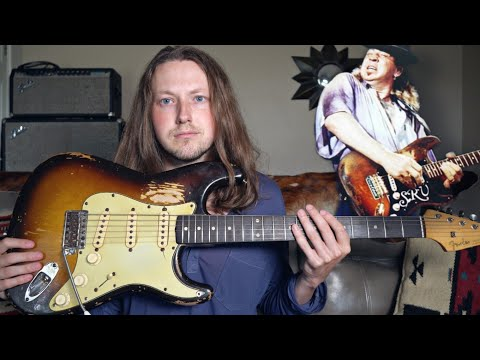 The SECRET To Getting STEVIE RAY VAUGHAN Tone