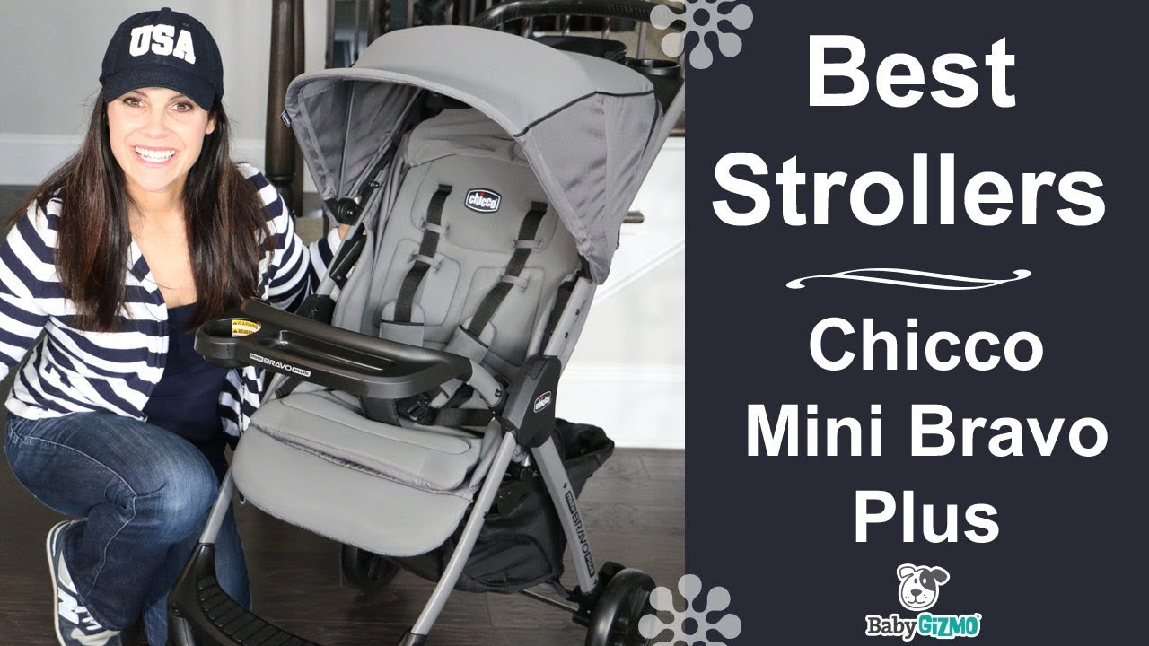 Chicco Mini Bravo Plus Stroller Review - YouTube