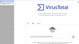 VirusTotal: Feel Free to Download 2GB Free Data Recovery Wizard