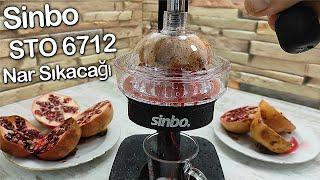 Sinbo STO 6712 Kullanıcı Yorumları - Sinbo Narenciye Sıkacağı - Nar Suyunun Faydaları -Kollu STO6712