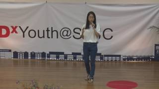 Take a chance. Serve Creatively. | Tianrui Zhu | TEDxYouth@SAJC