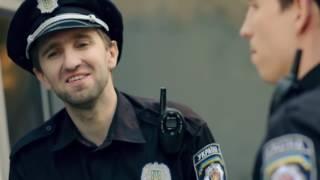 Пьяный мажор на Гелике против Новой Полиции