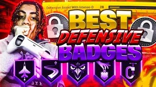 These DEFENSIVE BADGES will turn you into a CLAMP GOD on NBA 2K21! Best Lockdown Badges in NBA 2K21!