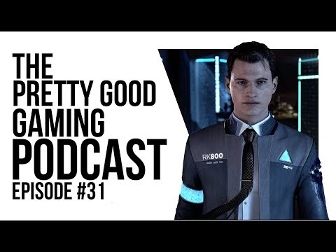 EGX 2017! | Pretty Good Gaming Podcast #31