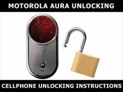 How to Unlock Any Motorola Aura Using an Unlock Code