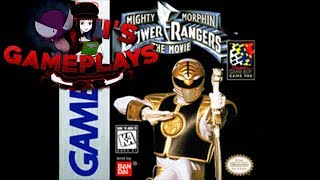 Mighty Morphin Power Rangers The Movie (Game Boy)