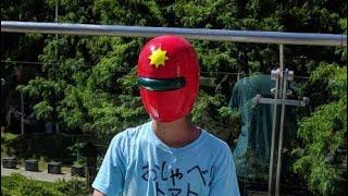 初めまして、赤色(せきしょく)と申します。 「天体戦士サンレッド 」より、主役であるレッドさんのマスクを作ってみました。 初めてのガワ制作だったので今では考えられない ...