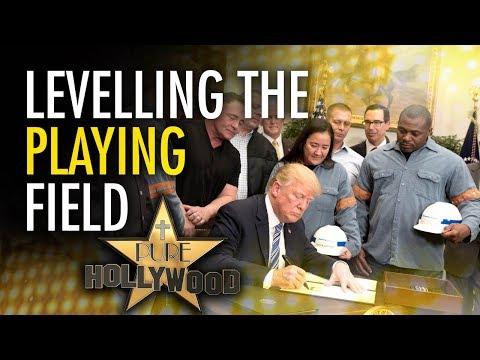 Trump's tariffs a good idea, says this U.S. entrepreneur | Ben Davies