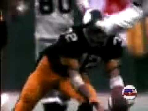 Immaculate reception youtube