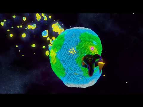 Chroma Lab VR! Particle Sim