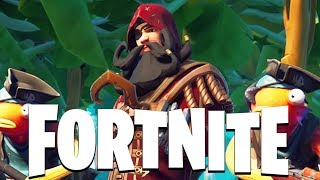 FORTNITE PIRATES SEASON, ALL NEW SKINS AND FULL BATTLE PASS