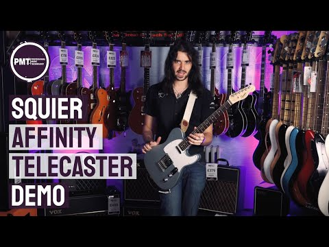 Squier Affinity Telecaster Demo Review - One Of The Best Cheap Guitars Around!