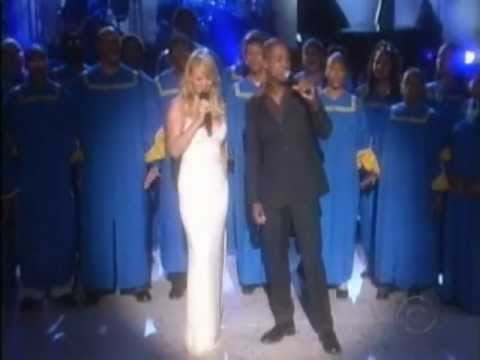 [HD] Mariah Carey - I'll Be There - Live Rare 2001 mp3