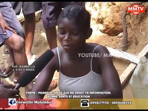RD Congo Découverte: Difficulté ya Vie de habitants de la ville ya DJELO BINZA