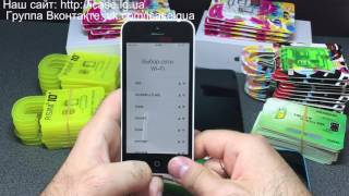 видео R SIM iPhone 4s 5 5s 5c iOS 6 - 10 как настроить R-SIM 9 Pro