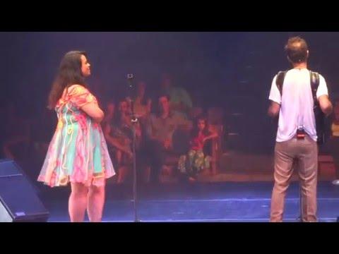 """Tulipa Ruiz + Marcelo Jeneci - """"Efêmera"""""""