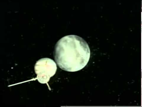 Sound of  space  Sound from Jupiters Moon Ganymede...