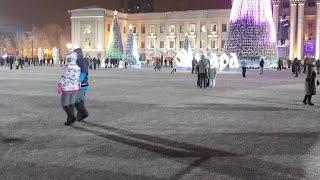 Пл.Куйбышева 31 декабря