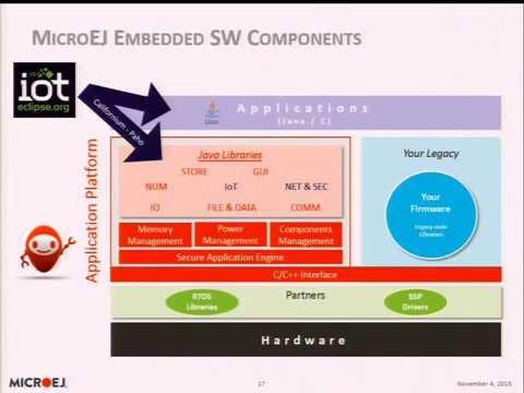 Embedded Software Platform for the Eclipse Community