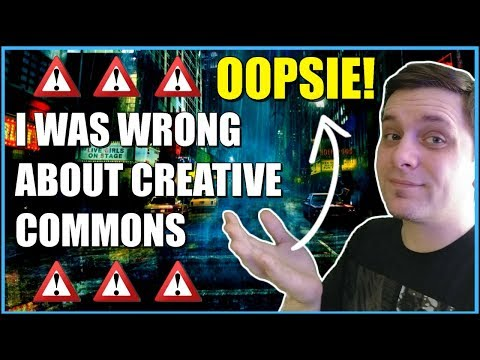 Make Money On YouTube Without Making Videos [Creative Commons Issues!] DO NOT TRY THIS!