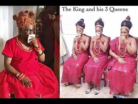 The True Story of Oba of Benin and Two Wives/ Rich Culture