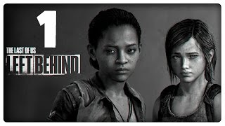 Let's Play THE LAST OF US REMASTERED - LEFT BEHIND - Part 1: Flashback in Ellies Vergangenheit