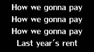 """Rent"" from Rent karaoke/instrumental"