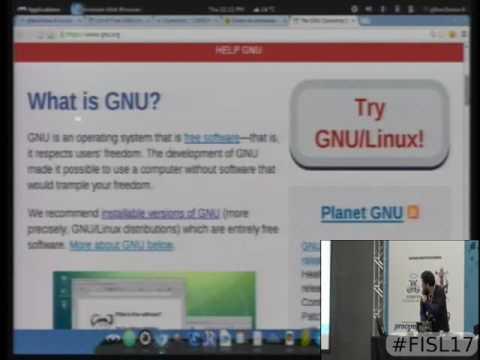 gNewSense uma distro 100% livre