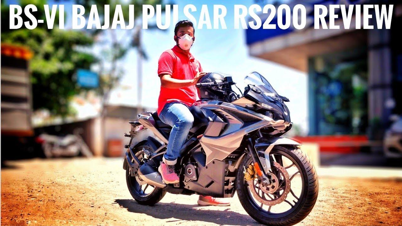 Bajaj Pulsar RS200 Review: Robed Hooligan   Motoroids
