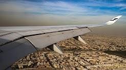 TRIPREPORT / FINNAIR / Airbus A350-900 to Dubai