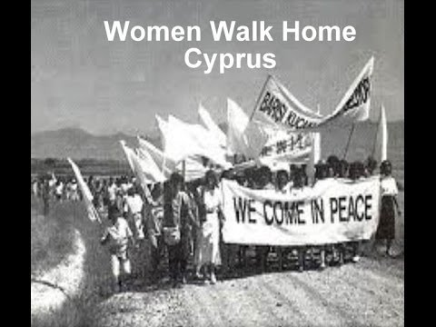 "Cyprus - ""Women Walk Home"""