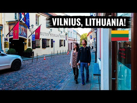 ONE DAY IN VILNIUS | What To Do in Lithuania's quirky capital!