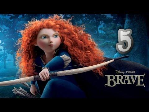 Храбрая сердцем (Brave) Часть 3 Прибрежные утесы