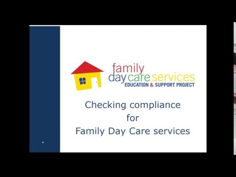 FDC Services Education and Support Project - Compliance Programme