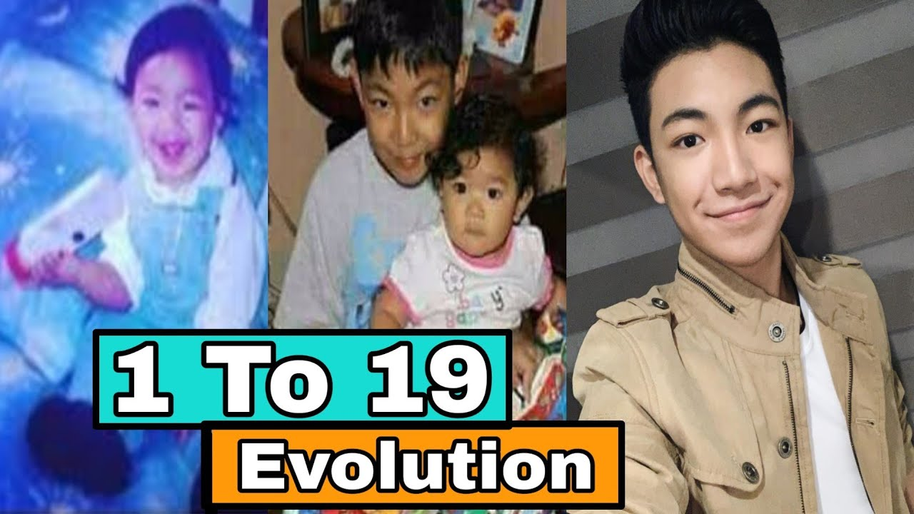 Darren Espanto Evolution From 1 To 19 and Mini Biography