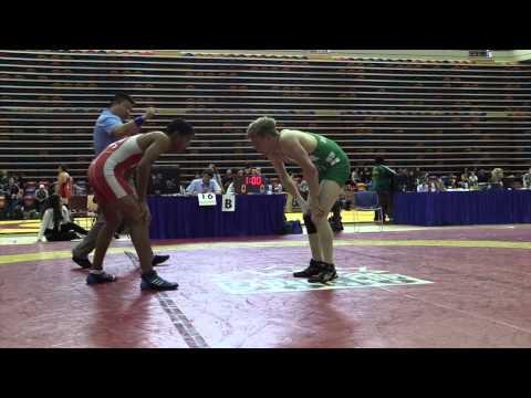 2014 Dino Invitational: 61 kg Dave Sharma vs. Nathan Galan