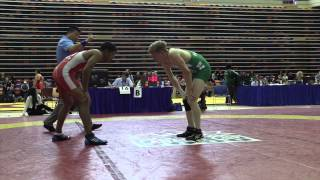2014 Dino Invitational: 61 kg Dave Sharma vs. Nathan Galan