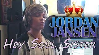 hey soul sister train jordan jansen