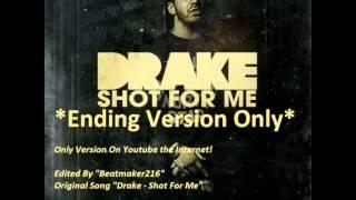 """Take Care"" Drake - Shot For Me (Instrumental) Ending LOOPED!"