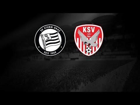 LIVE: Sturm Graz - Kapfenberger SV