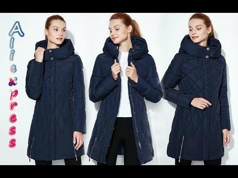Куртка Алиэкспресс с примеркой зима осень