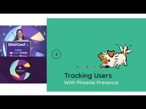 ElixirConf 2019 - Beyond LiveView: Building Real-Time... - Sophie DeBenedetto