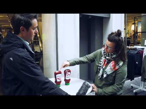 Danmarks første butik med overskudsmad