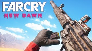 Far Cry New Dawn Gun Sounds of ALL Weapons