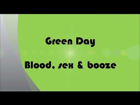 Blood sex and booze lyrics images 508