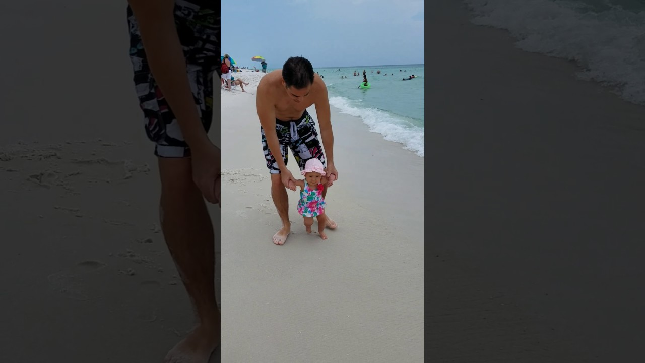 At Navarro Beach In Florida