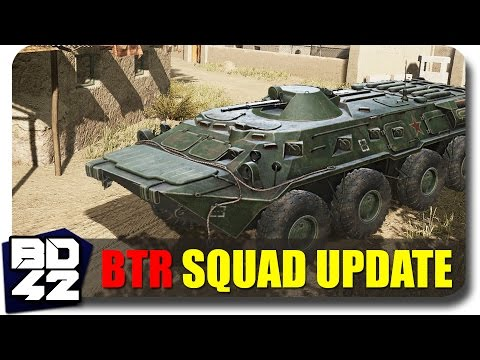 BTR-80 IN SQUAD! (MAY 2016 UPDATE)
