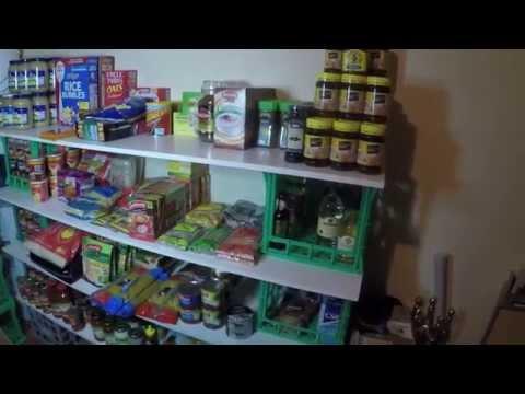 Pantry Prepping for Emergencies & Saving Money
